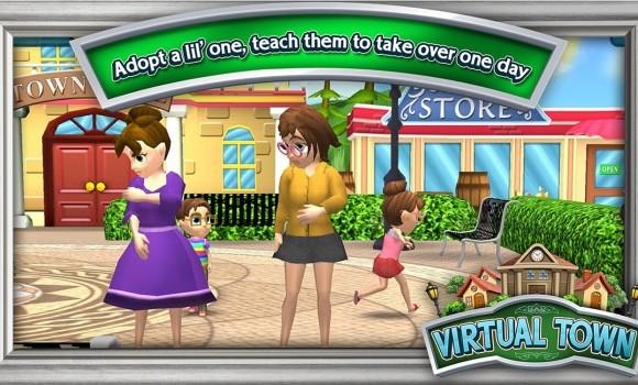 Virtual Town Ekran Görüntüleri - 1