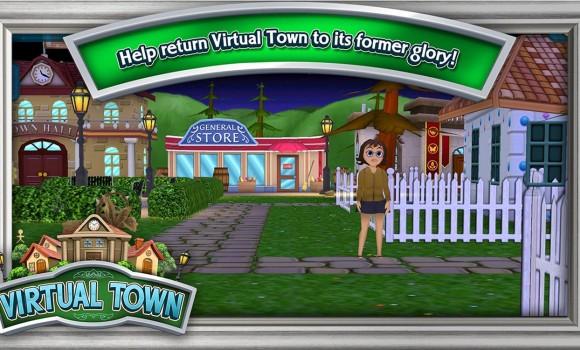 Virtual Town Ekran Görüntüleri - 3