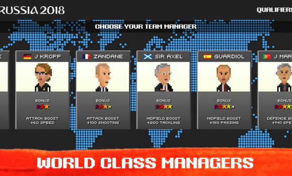 World Soccer Challenge Ekran Görüntüleri - 1
