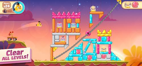 Angry Birds Casual Ekran Görüntüleri - 4
