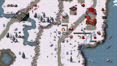 Command & Conquer Remastered Collection Ekran Görüntüleri - 3