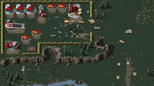 Command & Conquer Remastered Collection Ekran Görüntüleri - 6