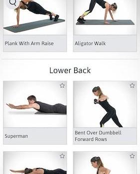 Home Workout Ekran Görüntüleri - 4