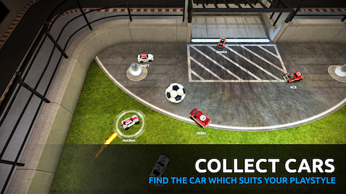 Soccer Rally: Arena Ekran Görüntüleri - 4