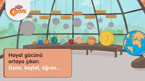 TRT Çocuk Anaokulum Ekran Görüntüleri - 4