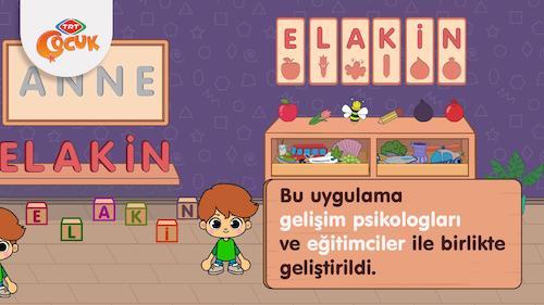 TRT Çocuk Anaokulum Ekran Görüntüleri - 5