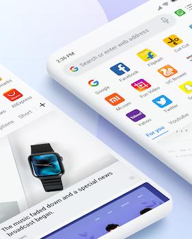 Mi Browser Ekran Görüntüleri - 2