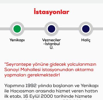 Metro İstanbul Ekran Görüntüleri - 6