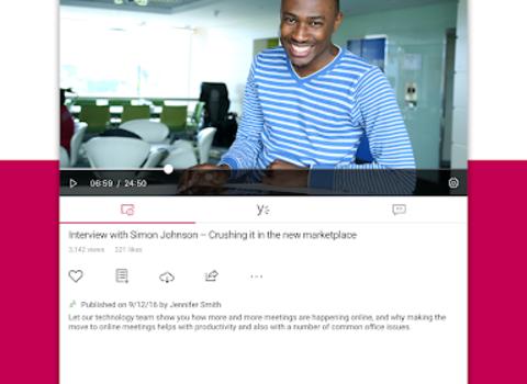 Microsoft Stream Ekran Görüntüleri - 10