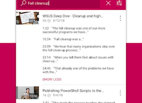 Microsoft Stream Ekran Görüntüleri - 13