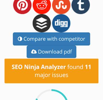 Website SEO Analyzer Ekran Görüntüleri - 5