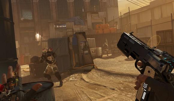 Half-Life: Alyx Ekran Görüntüleri - 3