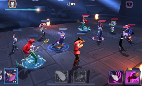 Disney Sorcerer's Arena Ekran Görüntüleri - 6