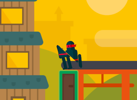 Mr Ninja: Slicey Puzzles Ekran Görüntüleri - 13