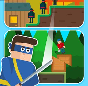 Mr Ninja: Slicey Puzzles Ekran Görüntüleri - 4