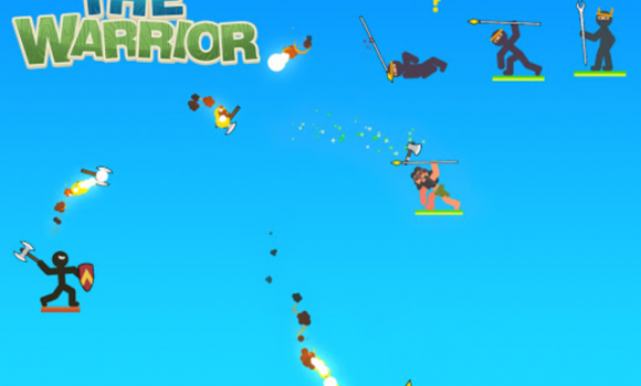 The Warrior Ekran Görüntüleri - 11