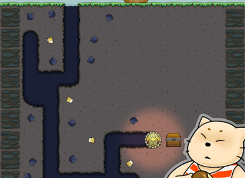 Dig it! Idle Cat Miner Tycoon Ekran Görüntüleri - 14