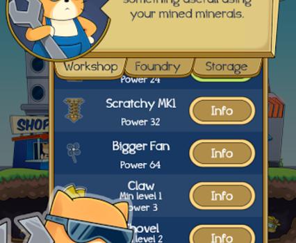 Dig it! Idle Cat Miner Tycoon Ekran Görüntüleri - 5