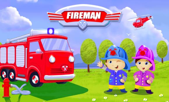 Fireman Game Ekran Görüntüleri - 2
