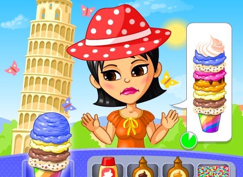 My Ice Cream World Ekran Görüntüleri - 2