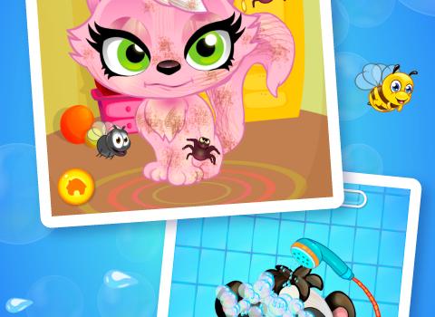 Pet Wash Ekran Görüntüleri - 1