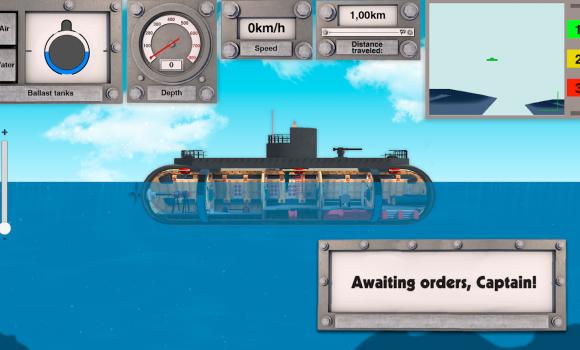 Simulator of Nuclear Submarine inc Ekran Görüntüleri - 2