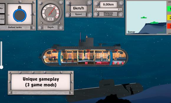 Simulator of Nuclear Submarine inc Ekran Görüntüleri - 3