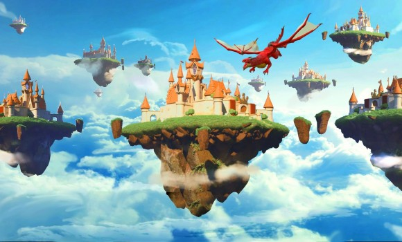Sky Kingdoms Ekran Görüntüleri - 3