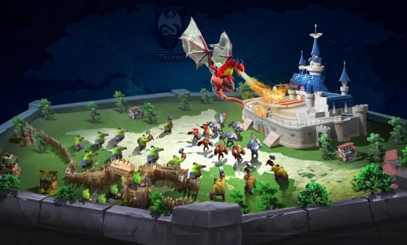 Sky Kingdoms Ekran Görüntüleri - 1