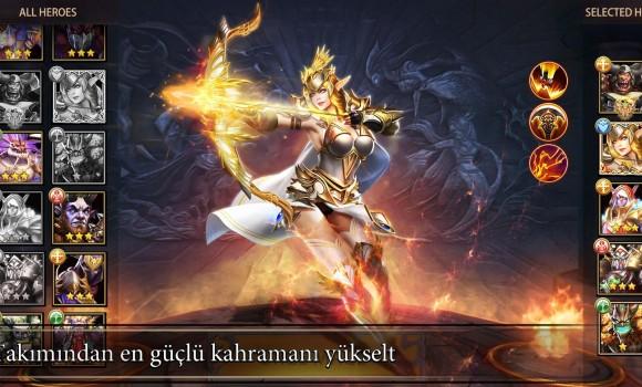 Trials of Heroes: Idle RPG Ekran Görüntüleri - 2