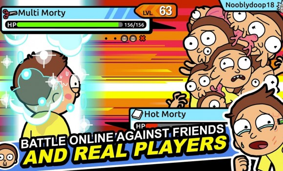 Rick and Morty: Pocket Mortys - 4