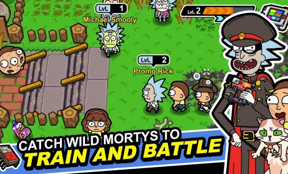 Rick and Morty: Pocket Mortys - 3