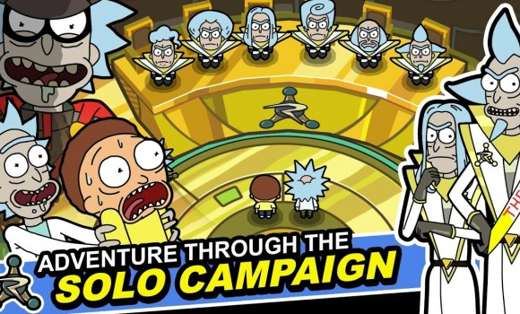 Rick and Morty: Pocket Mortys - 2