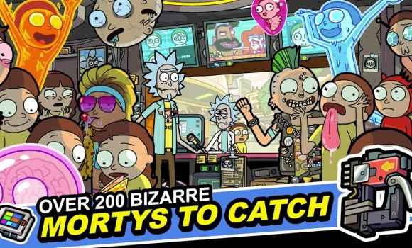 Rick and Morty: Pocket Mortys - 1