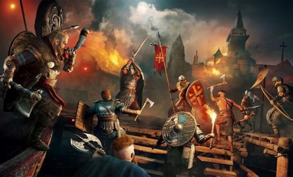 Assassin's Creed Valhalla Ekran Görüntüleri - 1