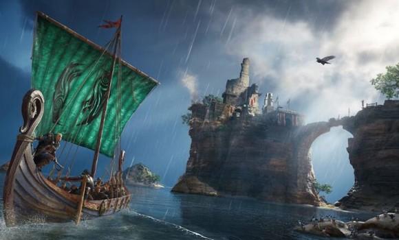 Assassin's Creed Valhalla Ekran Görüntüleri - 4