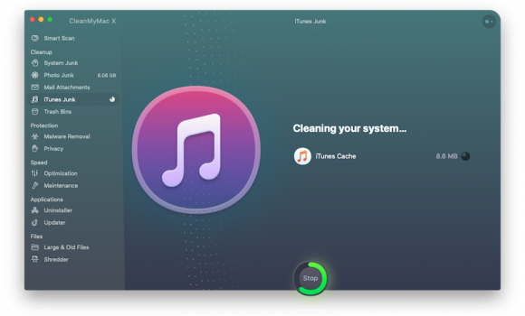 CleanMyMac Ekran Görüntüleri - 2