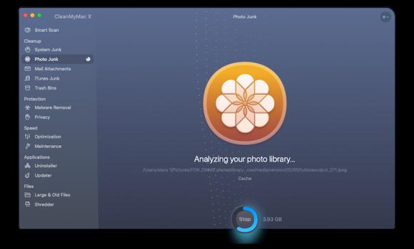 CleanMyMac Ekran Görüntüleri - 10