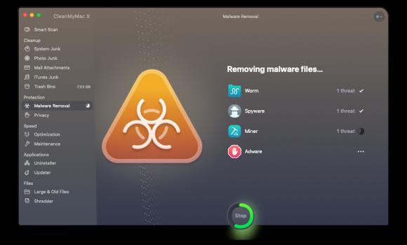 CleanMyMac Ekran Görüntüleri - 11
