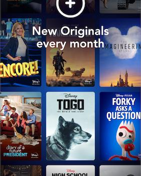 Disney+ Ekran Görüntüleri - 4
