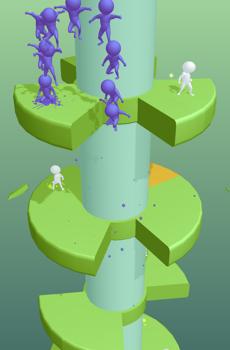 Helix Jump 2 Ekran Görüntüleri - 3