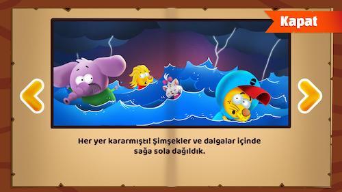 Kral Şakir Macera Adası Ekran Görüntüleri - 5