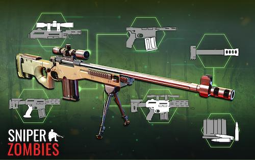 Sniper Zombies Ekran Görüntüleri - 2