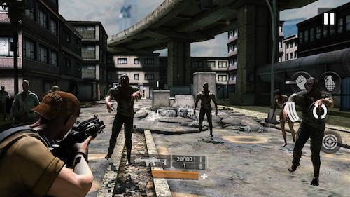 Zombie Gunfire Ekran Görüntüleri - 3