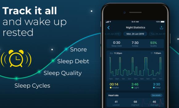 Sleepzy Ekran Görüntüleri - 1