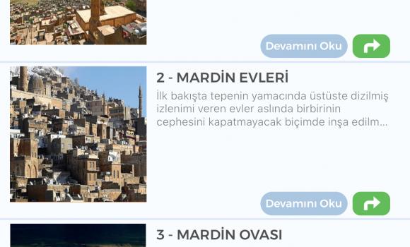 Mardin Kart Ekran Görüntüleri - 3