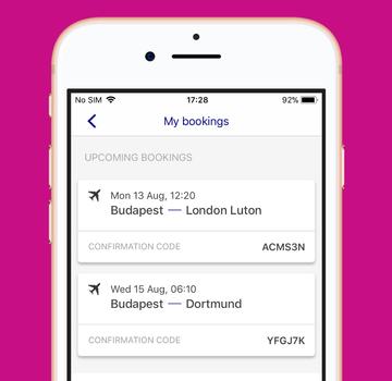 Wizz Air Ekran Görüntüleri - 5
