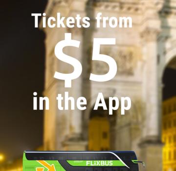 FlixBus Ekran Görüntüleri - 1