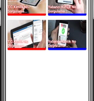 NVİ Mobil Ekran Görüntüleri - 4