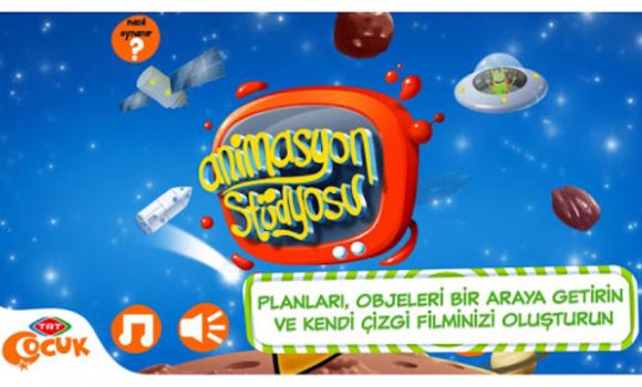 TRT Animasyon Stüdyosu Ekran Görüntüleri - 1